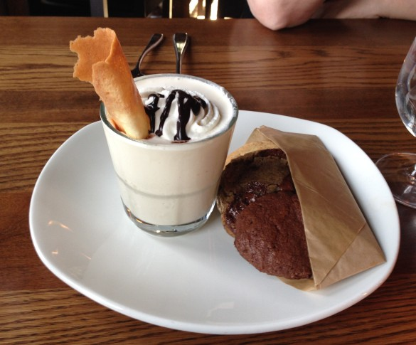 The RiverMarket Cookies and Milkshake -- sometimes all you need is simple, straightforward sugar.